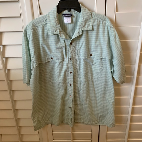Patagonia Other - Button down Patagonia short sleeve